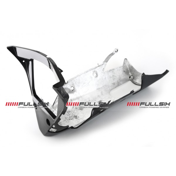 BELLY PAN - OEM exhaust or AM Slip-on