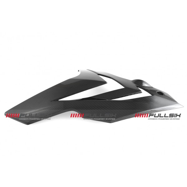 FULLSIX CARBON - CARBON RIGHT FAIRING SIDE BMW S10...