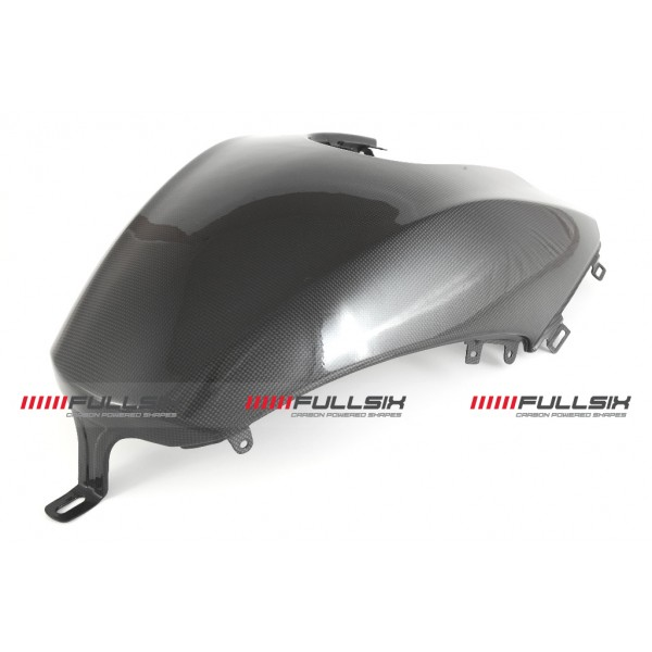 DIAVEL TANK COVER - LOWER