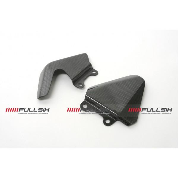 MV Augusta F4 1000 HEEL GUARDS PAIR (no holes)